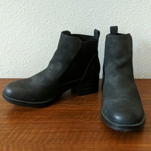 Not Rated Makati Ankle Boot, Black